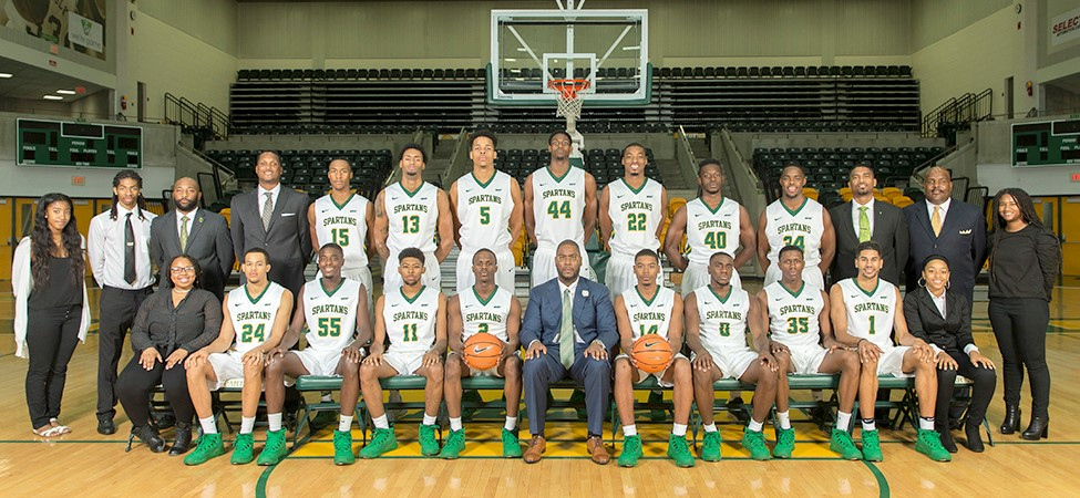 2017 2018 Men S Basketball Roster Norfolk State University