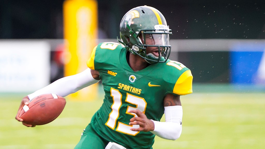 Youth Day William Mary Next On Tap For Spartans Norfolk State University Athletics